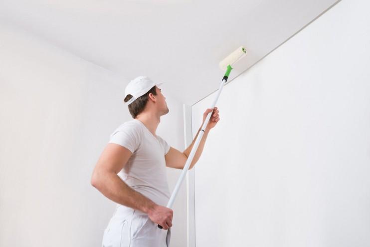 gruntowanie przed malowaniem