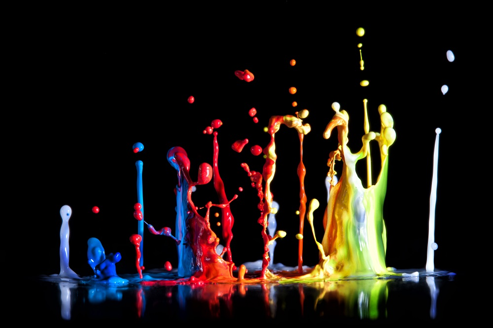 farby zewnętrzne i wewnętrzne
