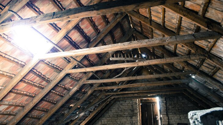 poddasze, strop dachu